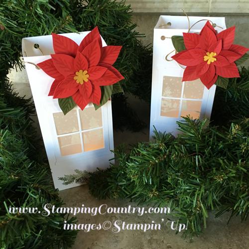 Christmas Tealight Holder