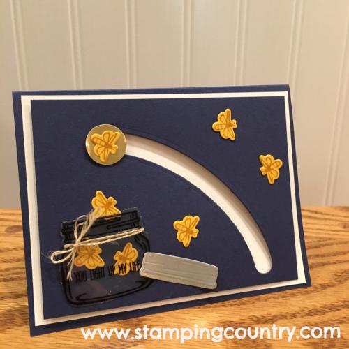 Firefly Spinner (Slider) Card