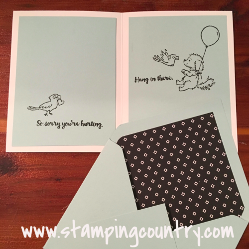 Bella & Friends Stampin' Up!