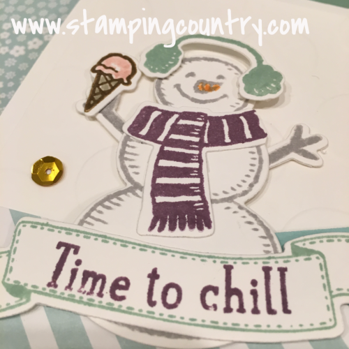 Snow Place Stampin' Up!