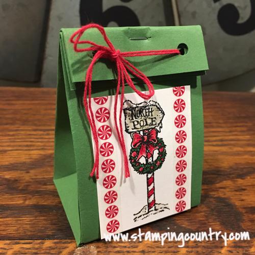 Christmas Magic Gift Bag