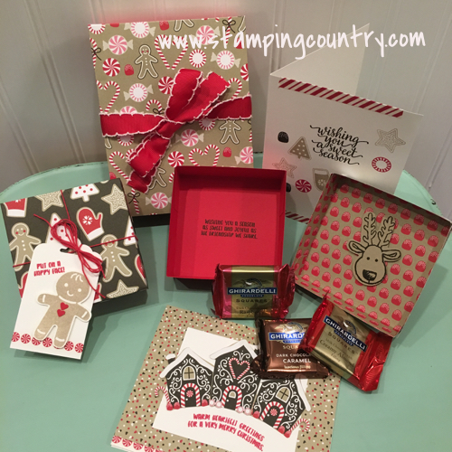 Making Custom Size Gift Boxes & Cards