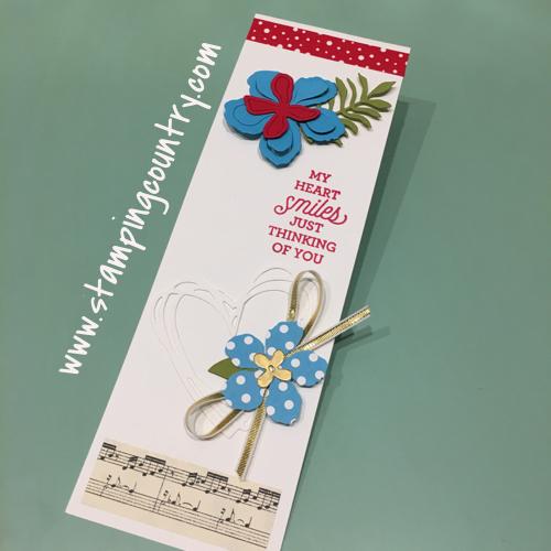Botanical Bookmark