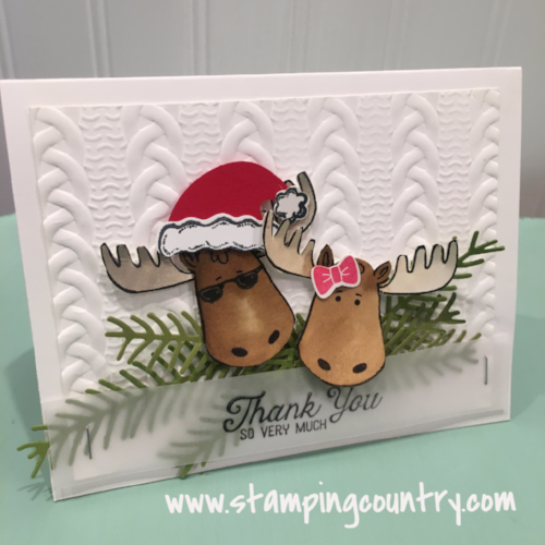 Jolly Friends Stampin' Up!