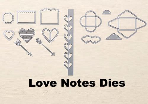 Love NotesFramelits Dies
