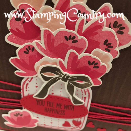 Jar of Love Stampin' Up!