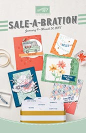 Sale-a-Bration Catalog 2017