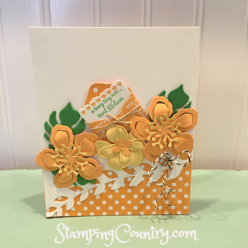Botanical Builder Stampin' Up!
