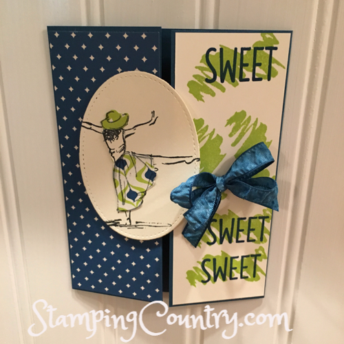 Stampin' Up! Card Idea