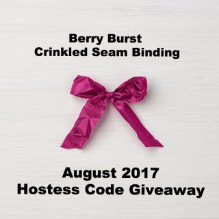 Berry Burst Ribbon