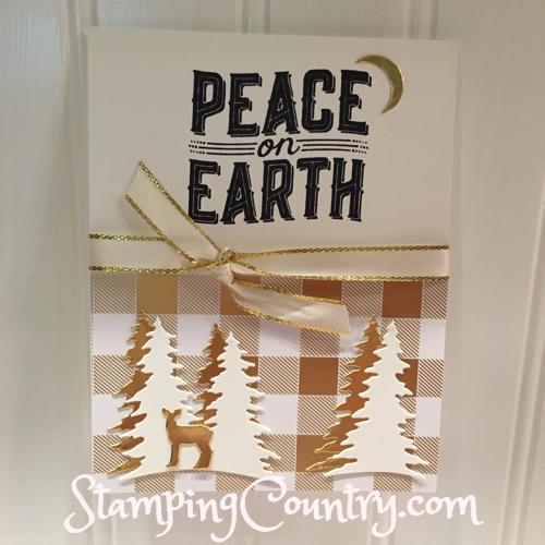 Carols of Christmas Stampin' Up!