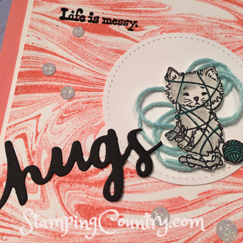 Pretty Kitty Stampin' Up!