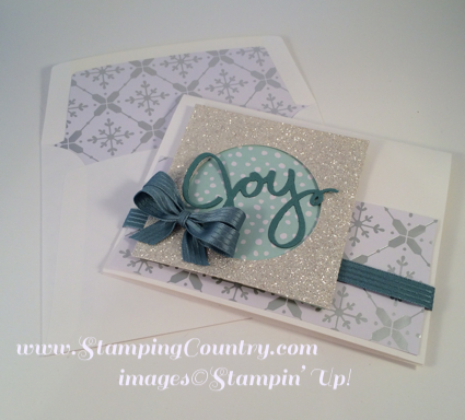 Wonderful Wreath & Envelope Liners