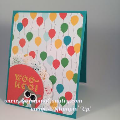 Bravo Owl Card