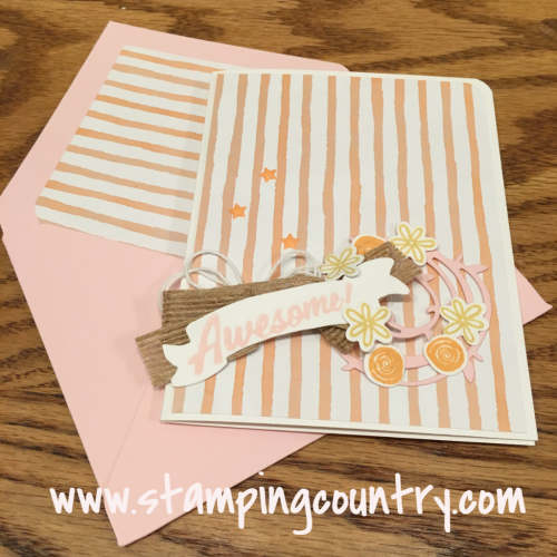 Making Cards & Envelopes