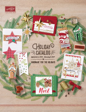 2016 Holiday Catalog Stampin' Up!