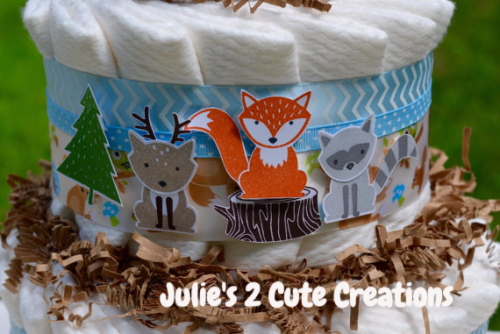 Foxy Friends Julie's 2 Cute Creations