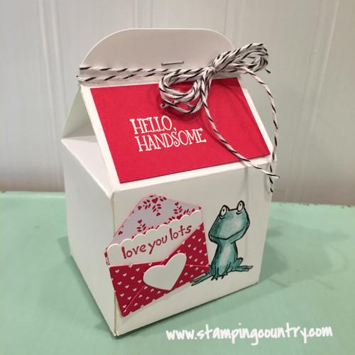 Valentine Baker's Box