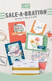 Sale-a-Bration Catalog 2017