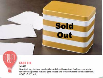 Card Tin