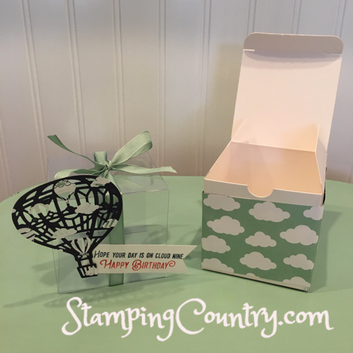 Lift Me Up Gift Box