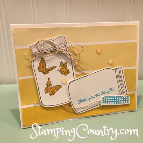 Sharing Sweet Thoughts Stampin' Up!