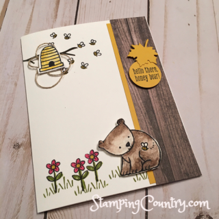 A Little Wild Stampin' Up!